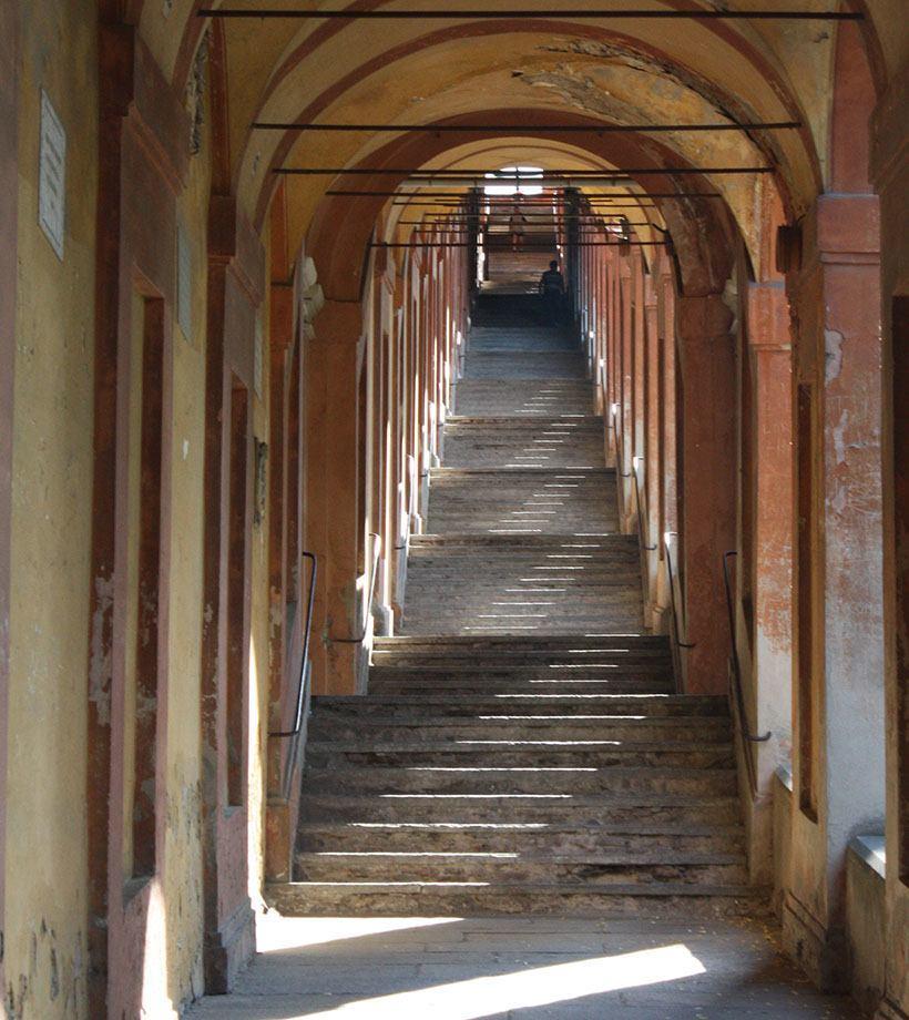 San Luca - portico
