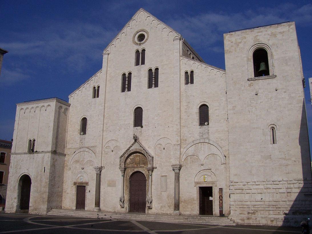 Bazylika św. Mikołaja w Bari