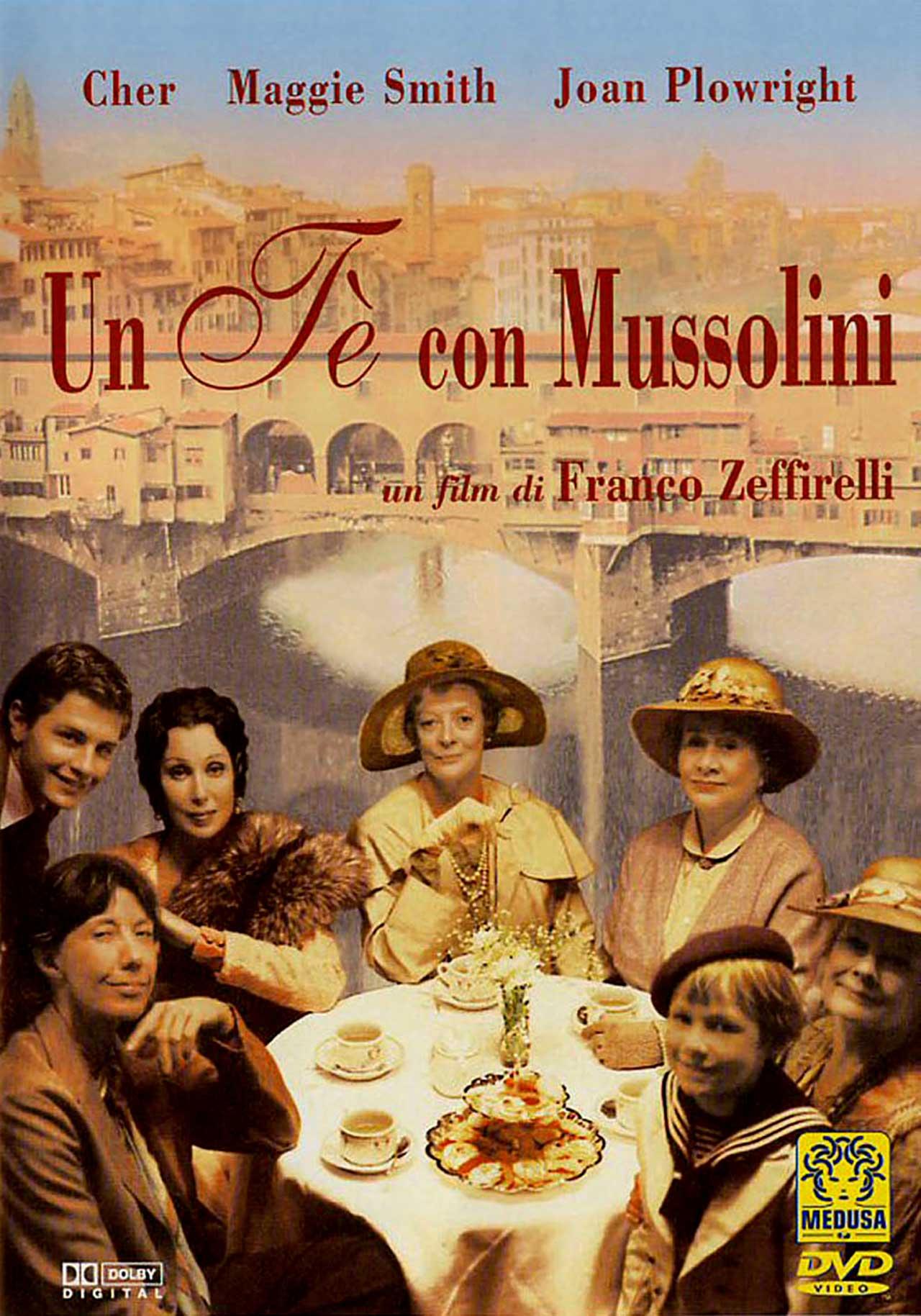 Herbatka u Mussoliniego